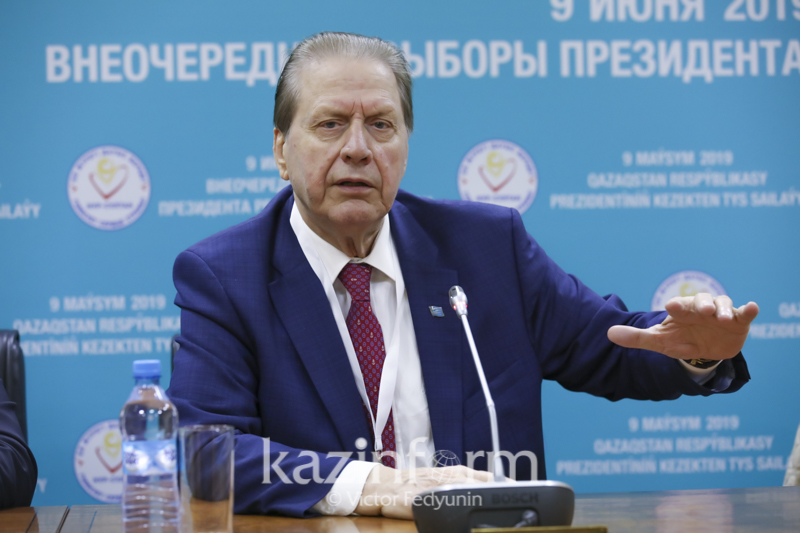 希腊观察员:哈萨克斯坦的未来符合民主价值观