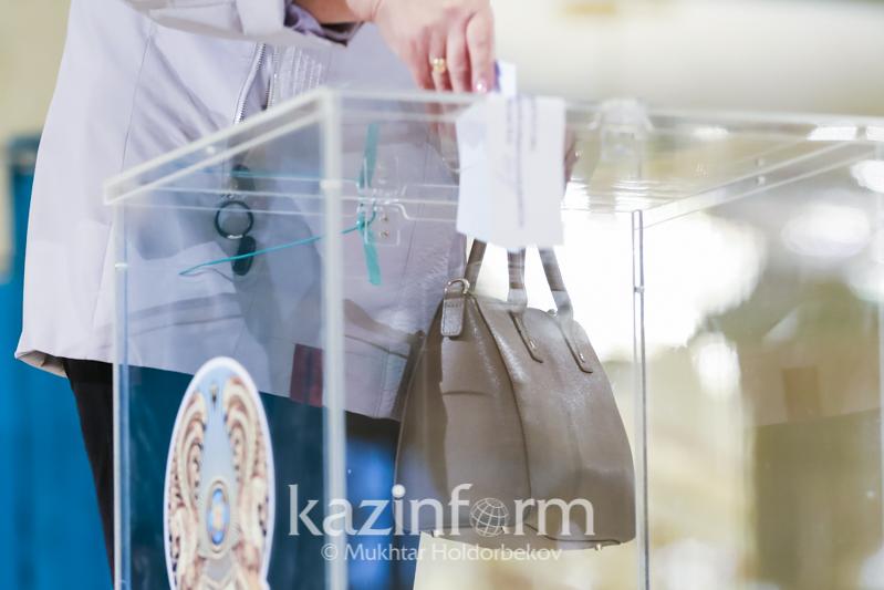 旅居吉尔吉斯斯坦的哈萨克斯坦公民已全部投票