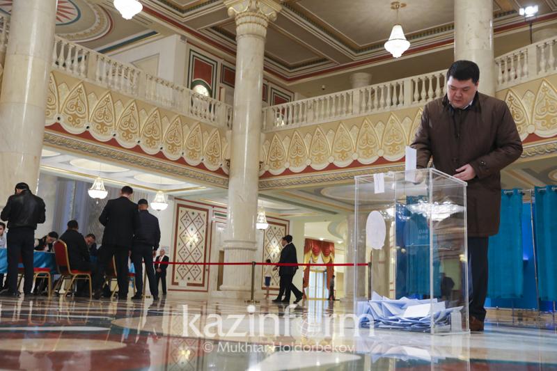 拉脱维亚和立陶宛观察员对选举进程做出高度评价