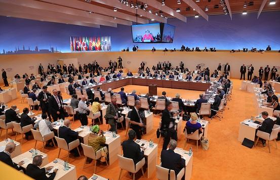 G20财长会议公报称全球紧张局势加剧
