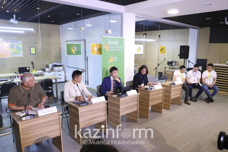 Сайлау-2019: «Аманат» азаматтық платформасы 18 заңбұзушылық бойынша акт толтырған