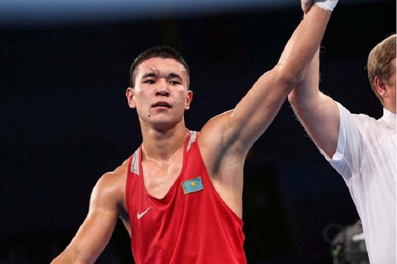 «Золото» завоевал на международном турнире карагандинский боксер Аблайхан Жусупов