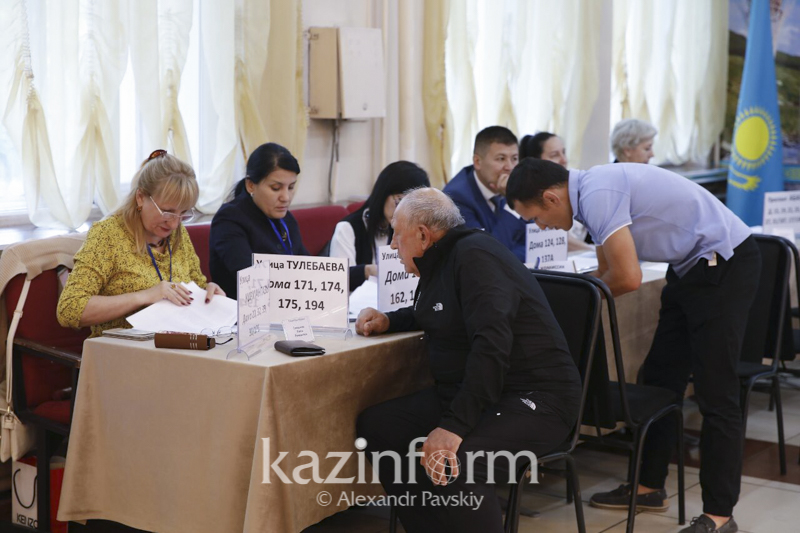 Turkish Foreign Ministry welcomes high voter turnout at presidential election in Kazakhstan