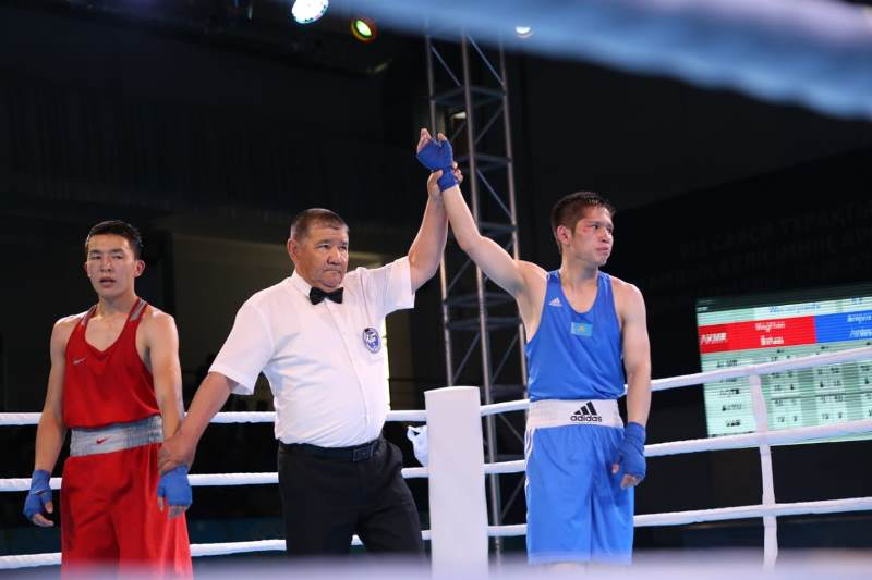 Посвященный памяти казахских батыров международный турнир по боксу прошел в Атырау
