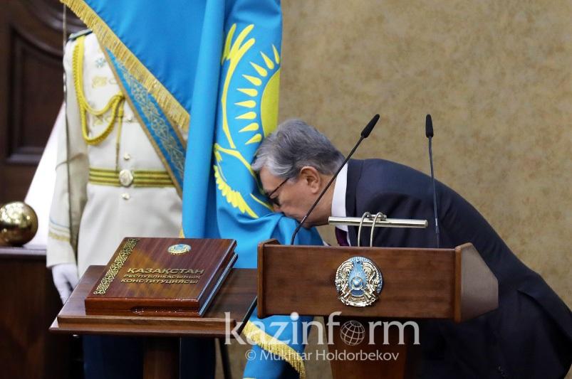 哈萨克斯坦总统就职典礼今日将在首都举行
