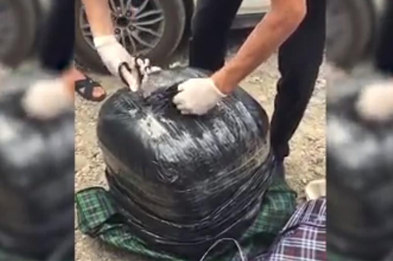 Жителя Павлодара с наркотиками задержали на автовокзале Тараза