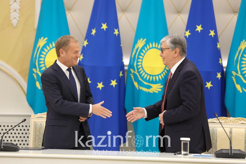 多国领导人致信祝贺托卡耶夫就任哈萨克斯坦总统