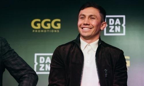Forbes озвучил доход Головкина за год и место среди самых высокооплачиваемых спортсменов