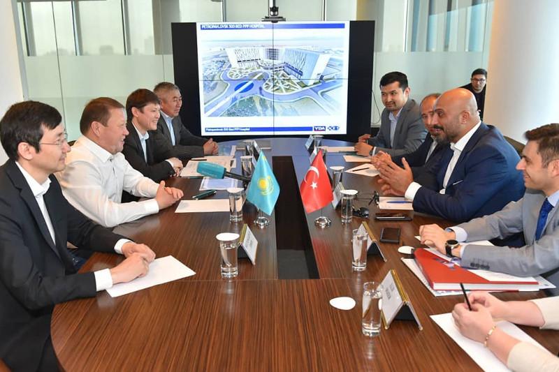 Турецкие инвесторы построят современную больницу в СКО
