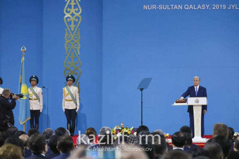Единственно правильный ответ на вызовы современности обозначил Президент РК