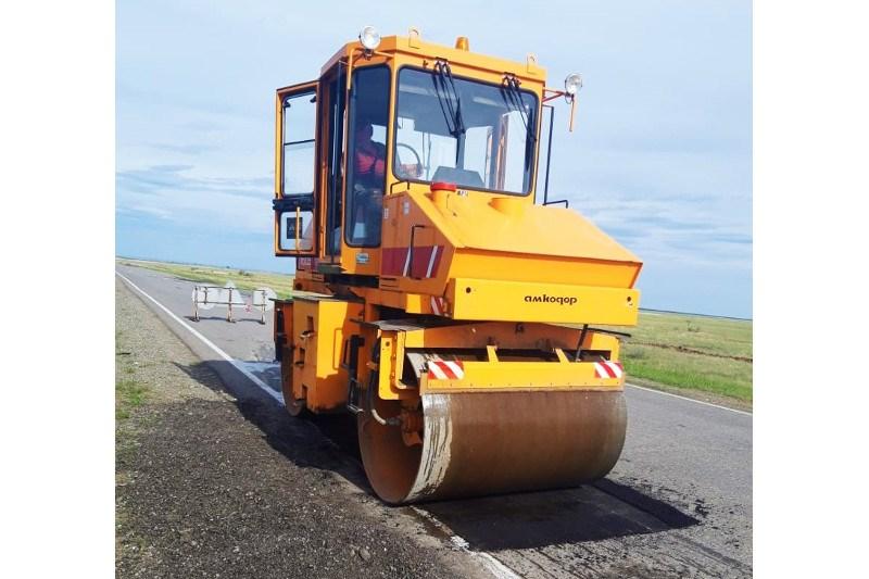 В Костанайской области ямочным ремонтом охватят 30 тыс кв метров дорог