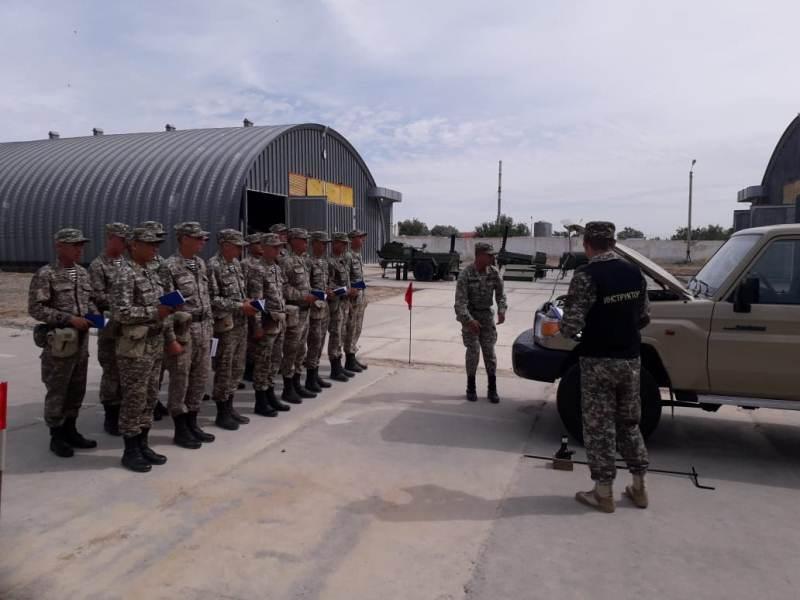 В региональном командовании «Запад» началась подготовка военных специалистов