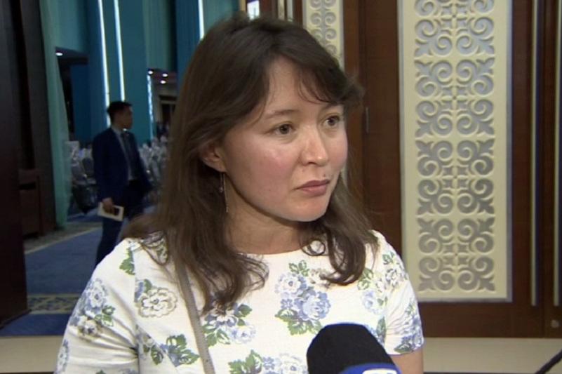 Самал Еслямова: Касым-Жомарт Токаев - грамотный политик и достойный Президент