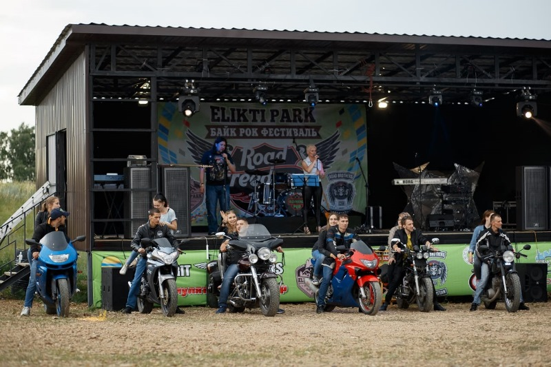 Зерендіде байкерлердің «Road Freedom Fest» фестивалі өтеді