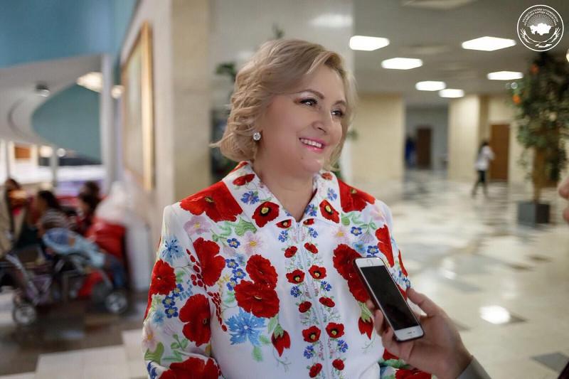 Тамара Ширмер: Уверена, Президент исполнит свои обещания