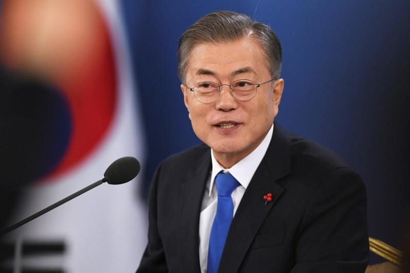 Оңтүстік Корея Президенті Қасым-Жомарт Тоқаевты Сеулге сапармен келуге шақырды
