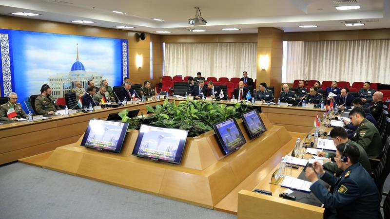Международный учебный семинар по Венскому документу 2011 проходит в столице