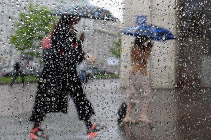 Дожди и грозы пройдут в Казахстане 13 июня