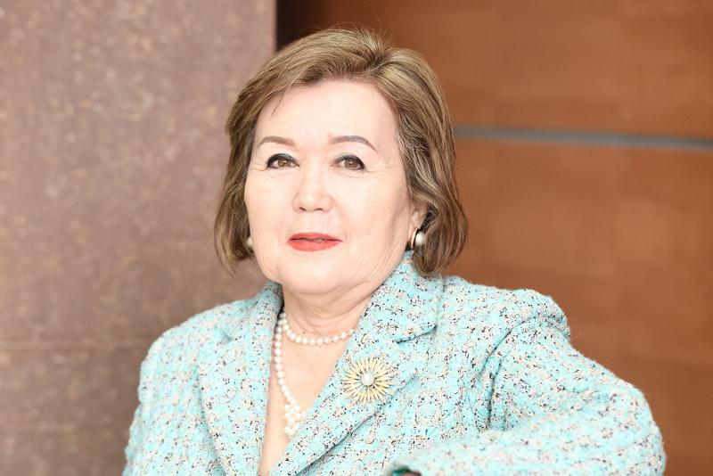 Несипжамал Баймадиева: Глава государства определил дальнейший путь развития Казахстана
