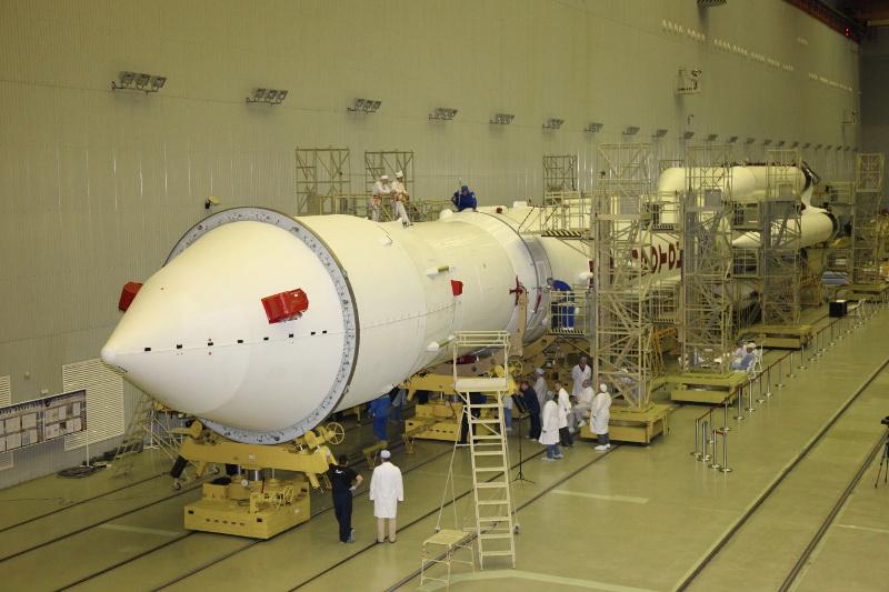 Байқоңырда «Спектр-РГ» обсерваториясын ұшыруға дайындық жүріп жатыр