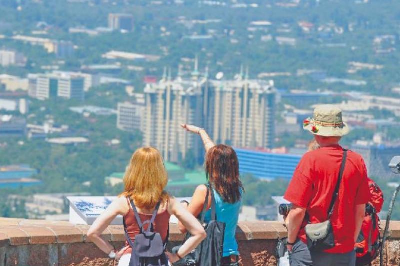 上半年共有7300余外国人获得哈萨克斯坦旅游签证