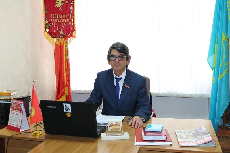 Надеюсь на реализацию Президентом всех озвученных Елбасы программ - Бейсенбай Мажитов