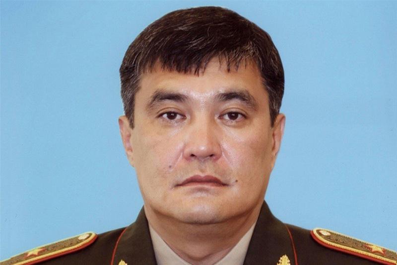 Әнуар Садықұлов Мемлекеттік күзет қызметінің бастығы болып тағайындалды