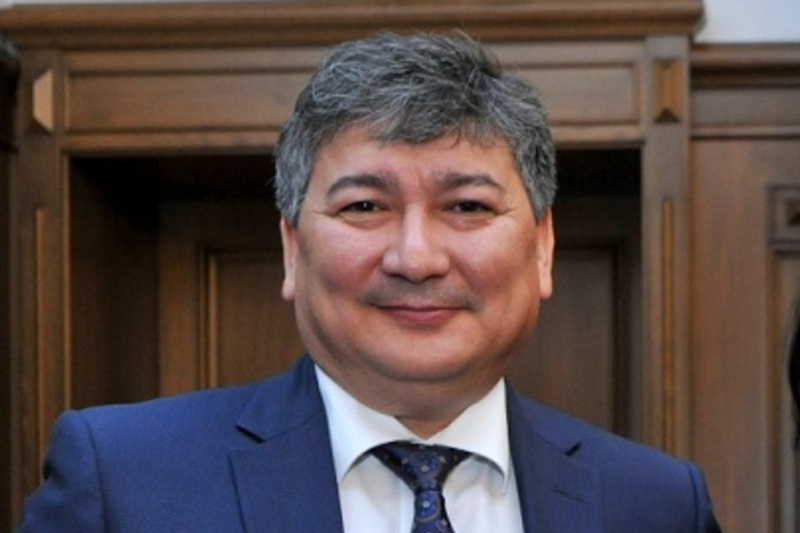 Yerlan Battakov to serve as head of the Department of Presidential Affairs