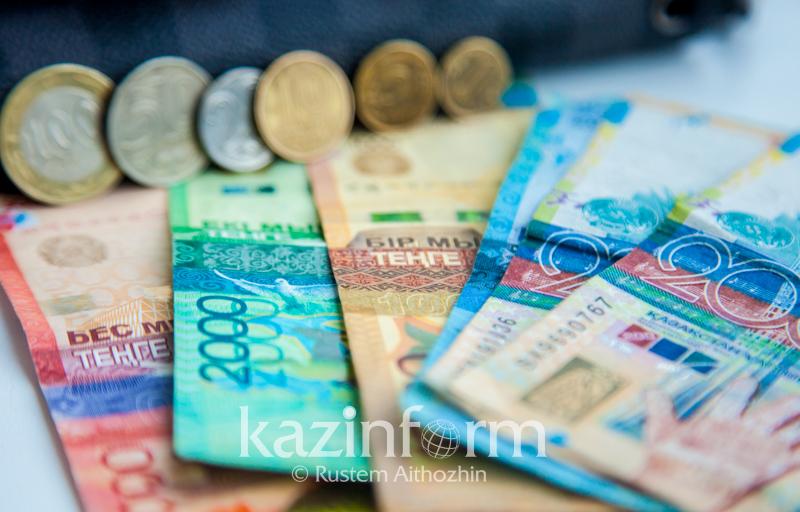 5月哈萨克斯坦月平均工资同比增8.1%