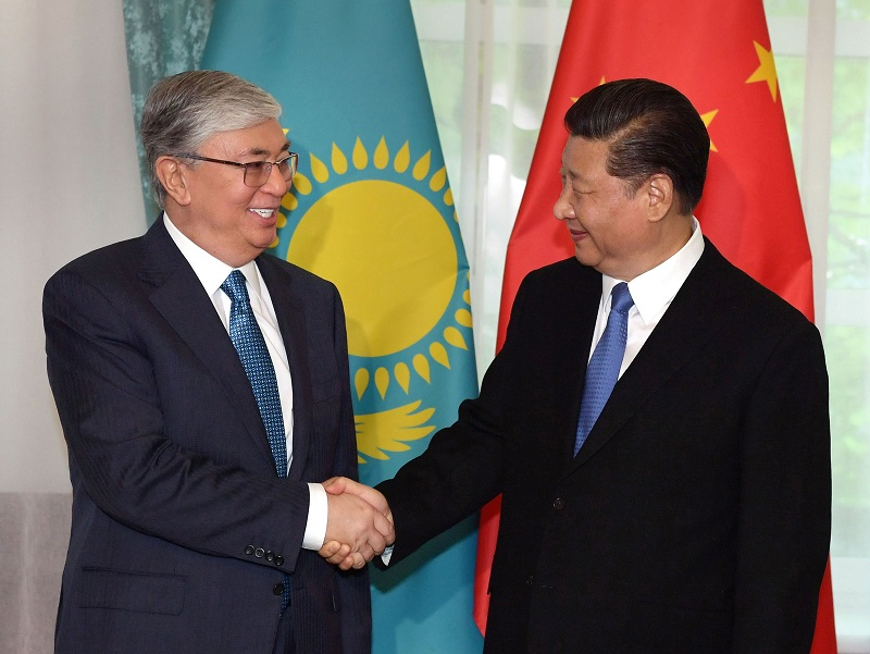 Cooperation with China is of strategic importance - Tokayev