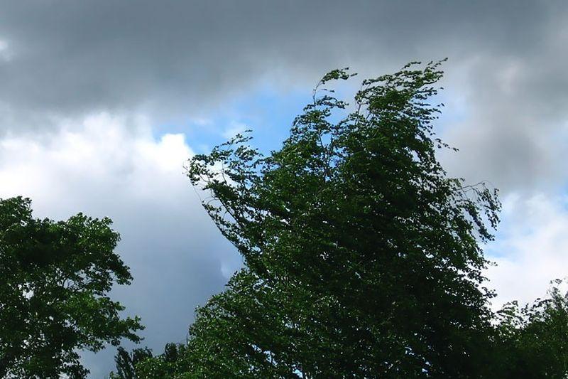 Об усилении ветра до 20 метров в секунду предупредили в Атырау