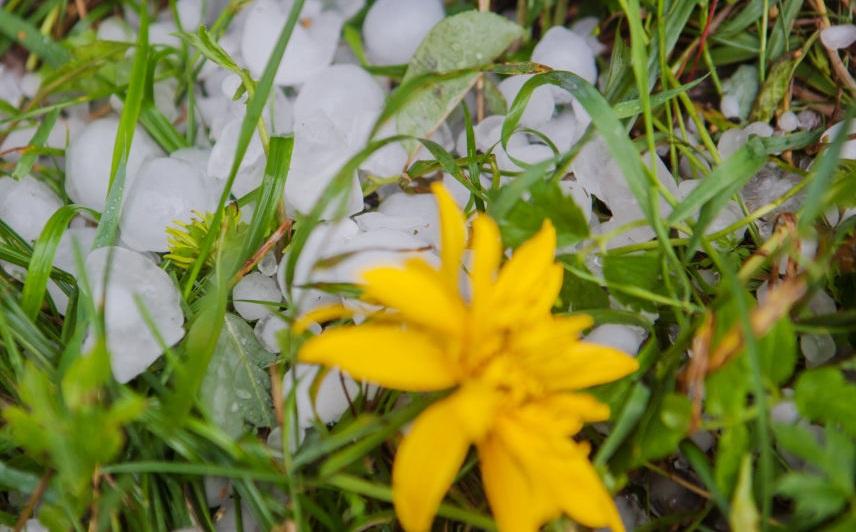 Hail to fall across Kazakhstan Fri
