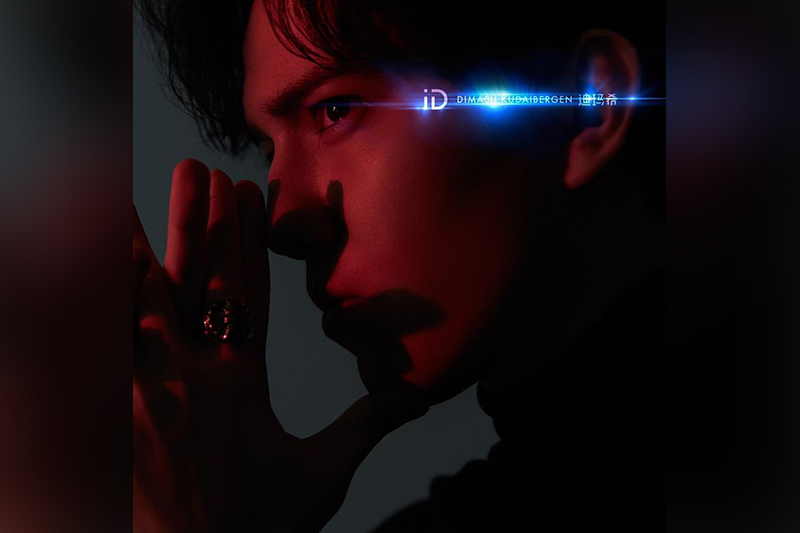 Dimash Kudaibergen's solo album gains platinum status in a matter of seconds