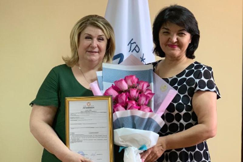 Индустриальные сертификаты получают предприятия Актобе
