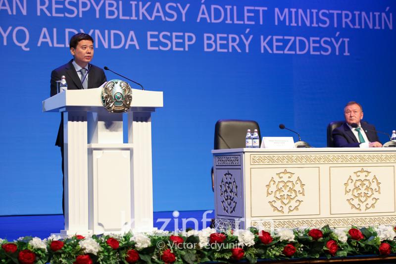 Снят незаконный арест счетов Национального банка РК – Марат Бекетаев