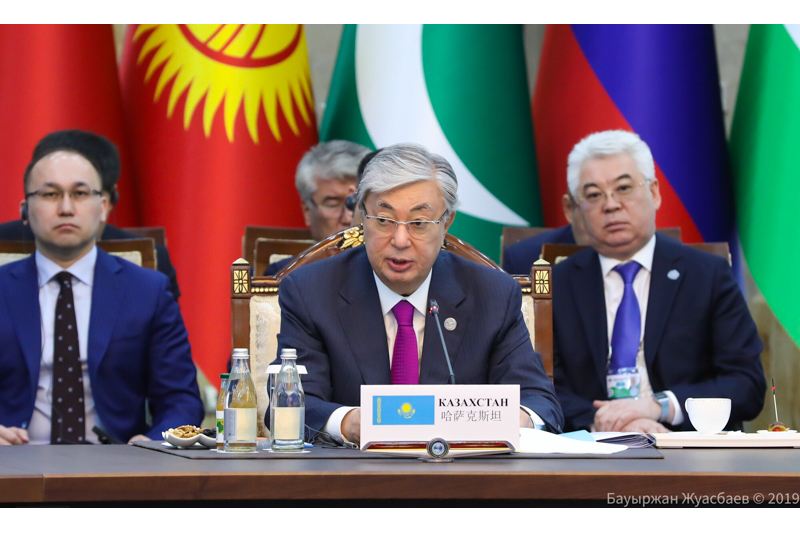 Tokayev: SCO key task is to strengthen confidence, dialogue