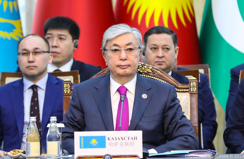 SCO Centre would contribute to information space protection, Kazakh President