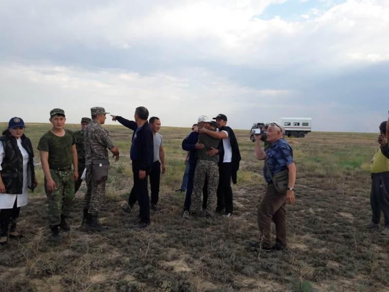 Пропавшего три дня назад мужчину нашли в Карагандинской области