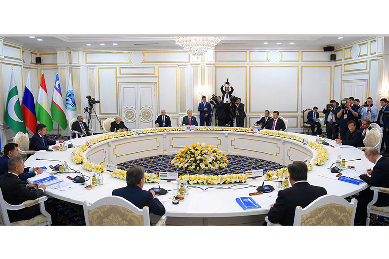 Agency for combating economic crimes  may be created within SCO