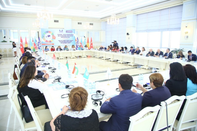 突厥世界女议员国际研讨会在巴库举行
