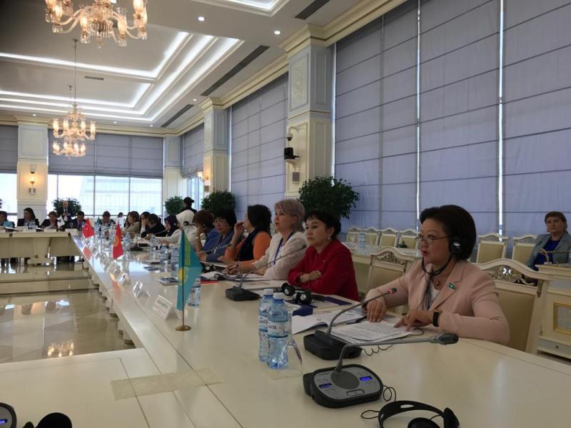 Первый форум женщин-парламентариев Тюркского мира прошел в Баку