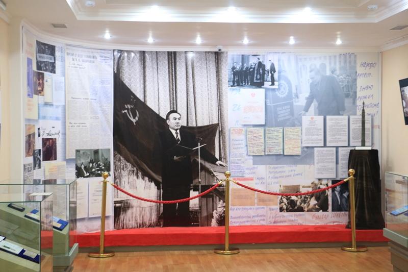 Закрытие выездной выставки «Нурсултан Назарбаев: эпоха, личность, общество» состоялось в Кызылорде