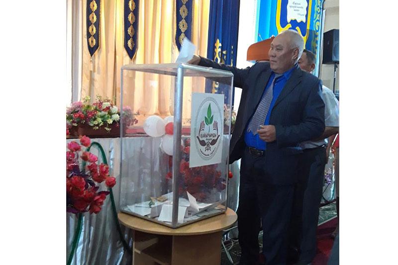 ШҚО-ның Күршім ауданында көпбалалы отбасыларға 4 үй берілді