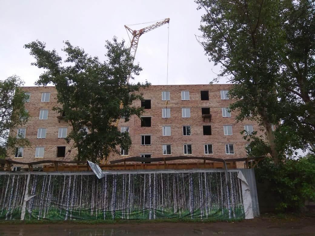 1,6 млрд тенге выделили на строительство студенческих общежитий в Павлодарской области