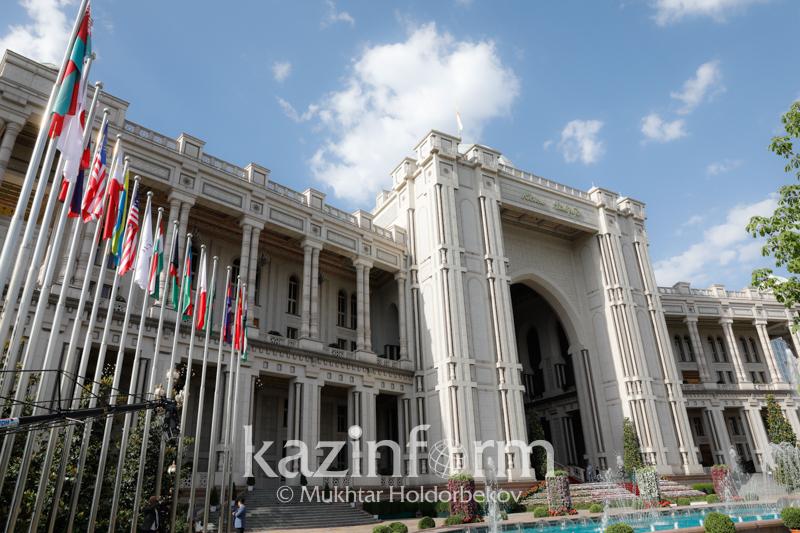 Касым-Жомарт Токаев выступит на саммите СВМДА в Душанбе