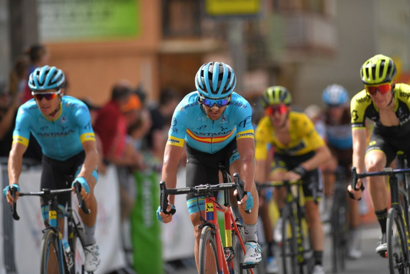 Critérium du Dauphiné. Stage 6. Jakob Fuglsang remains fourth overall after 1st mountain stage