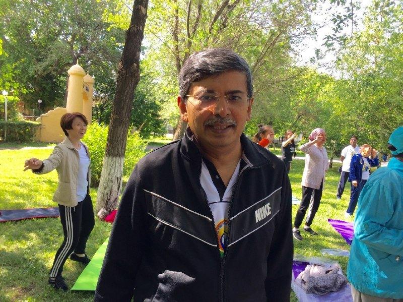 Қазақстанда халықаралық йога фестивалі басталды