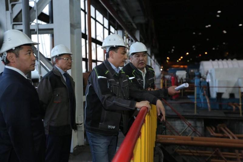 Алтай Кульгинов совершил объезд по объектам жизнеобеспечения столицы