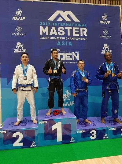 Шесть медалей выиграли казахстанские спортсмены на турнире по джиу-джитсу в Японии