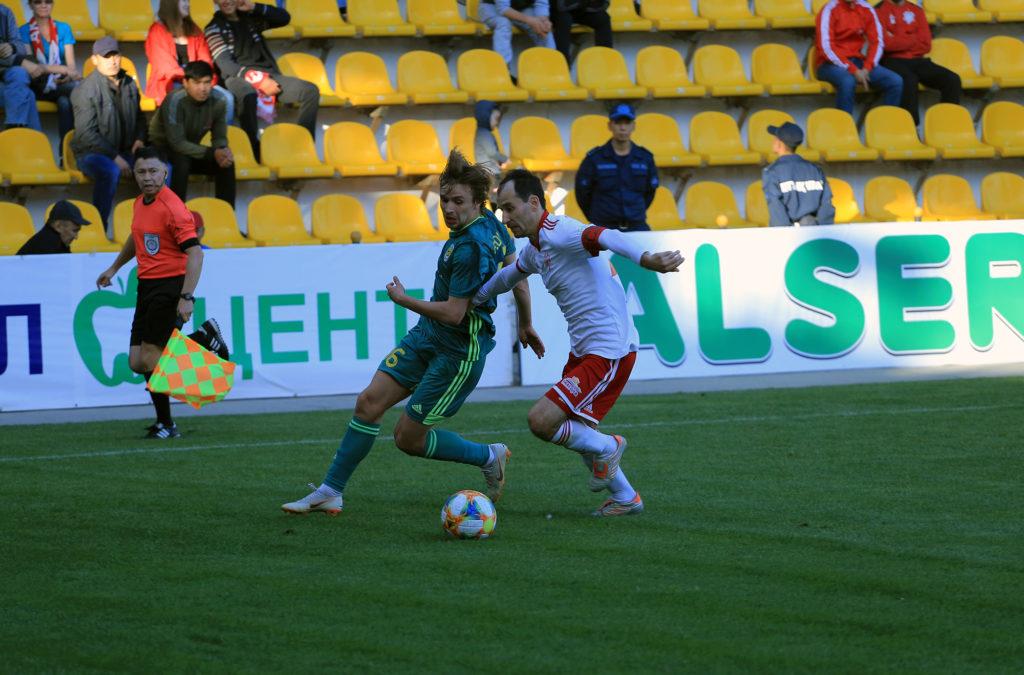 Еуропа лигасы: «Тобыл» Люксембург командасымен тең түсті
